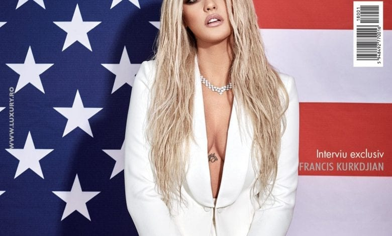 Luxury 92 – Antonia – The American Dream