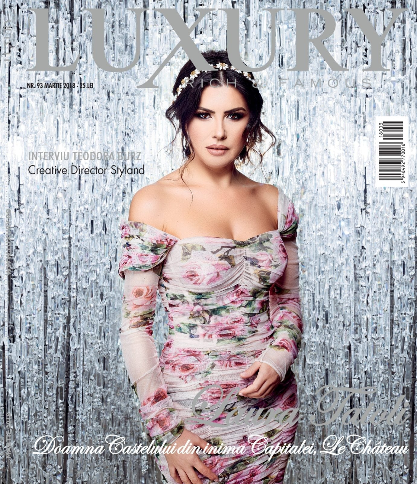 Coperta Luxury 93- Laura Tatoli