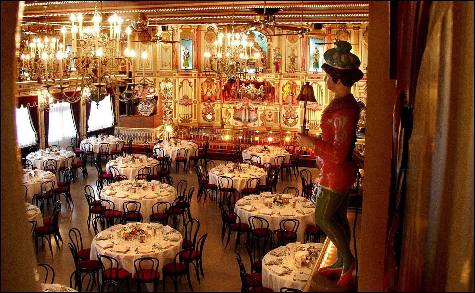 3.Paul Bocuse Lyon - Top 10 restaurante cu stele Michelin din Europa
