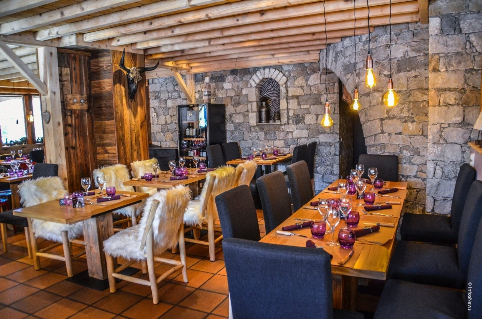 7.La Marmite St. Moritz Switzerland - Top 10 restaurante cu stele Michelin din Europa