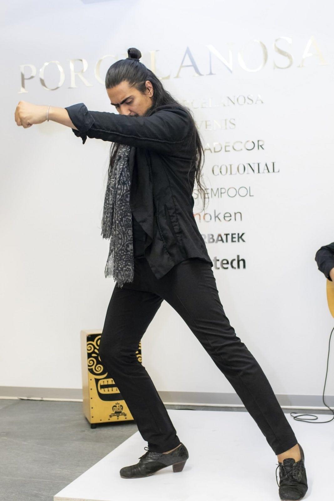 Flamenco Lucas Molna 2 - Grupul spaniol Porcelanosa a deschis un showroom în București în parteneriat cu Delta Studio, în urma unei investiții de aproximativ o jumătate de milion de euro