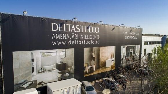 Grupul spaniol Porcelanosa a deschis un showroom în București în parteneriat cu Delta Studio, în urma unei investiții de aproximativ o jumătate de milion de euro