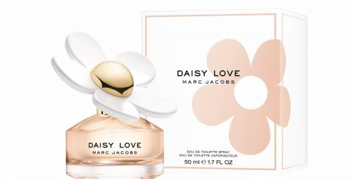 "MARC JACOBS lansează noul parfum de damă ""DAISY LOVE MARC JACOBS"""