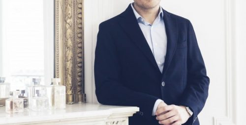 Despre arta parfumeriei de lux franceze, cu Marc Chaya, CEO Maison Francis Kurkdjian