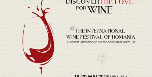 Descoperă arta vinului, la RO-Wine, alături de Cornel Ilie și Virgil Ianțu!  Workshopuri, o bursă RO-Wine, dar și o secțiune VIP, printre noutățile ediției din 19 și 20 mai 2018!