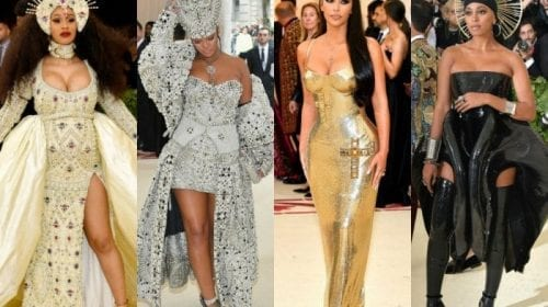 "Best Dressed at Met Gala 2018, ""The Oscars"" of Fashion"
