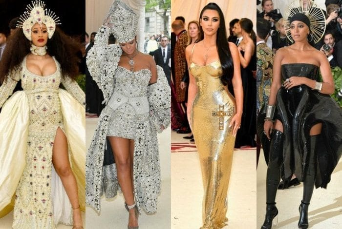 """Best Dressed at Met Gala 2018, """"The Oscars"""" of Fashion"""