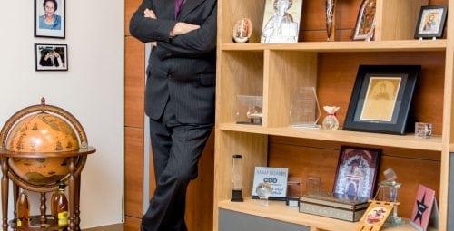 Nawaf Salameh Alexandrion Group – Definiția unei afaceri de familie