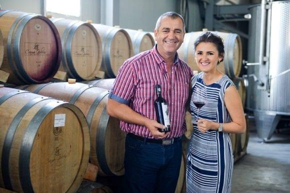 """Livia Gîrboiu – """"Vinul este ca un copil"""""""