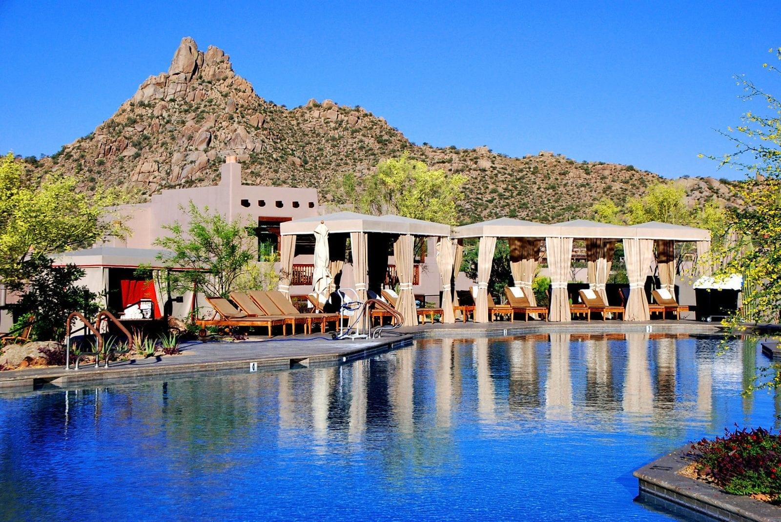 Four Seasons Resort at Troon North Scottsdale Arizona - Primăvară cu iz american