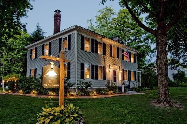 Kennebunkport Inn Maine 770x513 - Primăvară cu iz american