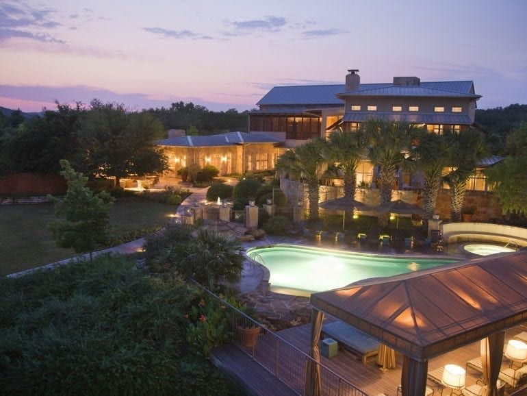 Lake Austin Spa Resort Austin 770x578 - Primăvară cu iz american