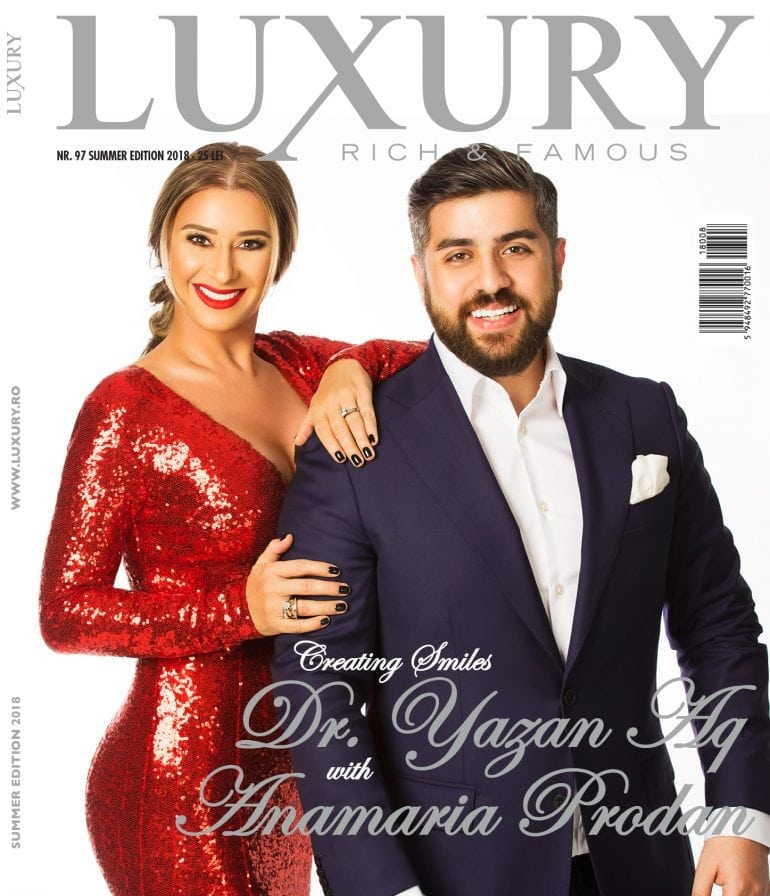 Coperta Luxury 97 web 770x896 - Luxury 97 - Dr. Yazan Aqrabawi &  Anamaria Prodan Reghecampf