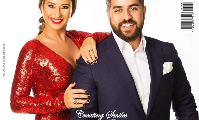 Luxury 97 – Dr. Yazan Aqrabawi &  Anamaria Prodan Reghecampf