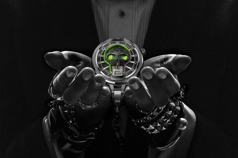 03 RevolutionxHYT Pocket Watch 770x513 - Ceasurile de buzunar revin în actualitate