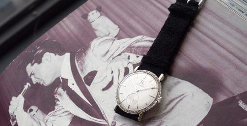 Ceasul Omega al lui Elvis s-a dat cu 1,8 milioane de dolari – un nou record orologer