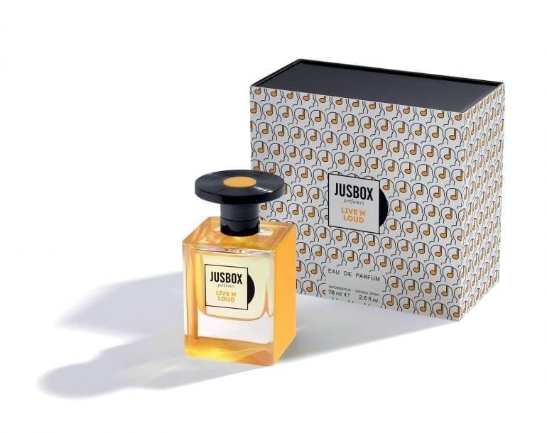 JUSBOX – LIVE 'N' LOUD, Beautik Haute Parfumerie
