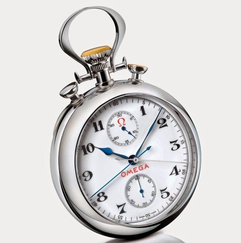 OMEGA Pocket Watch 1932 1 1 770x776 - Ceasurile de buzunar revin în actualitate