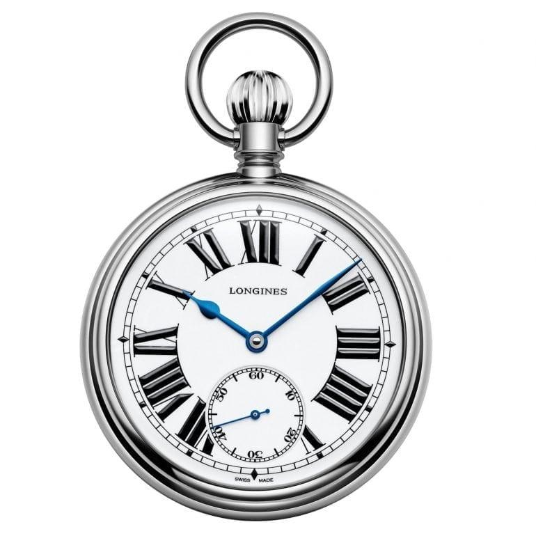longines l7.039.4.21.2 770x770 - Ceasurile de buzunar revin în actualitate
