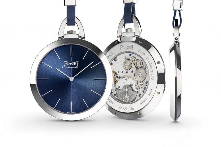 piaget altiplano 60th anniversary pocket watch 3 770x513 - Ceasurile de buzunar revin în actualitate