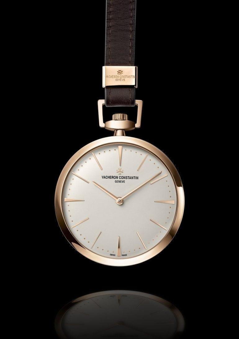 vacheron constantin patrimony pocket w 770x1089 - Ceasurile de buzunar revin în actualitate