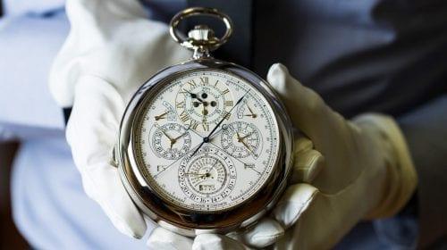 Ceasurile de buzunar revin în actualitate