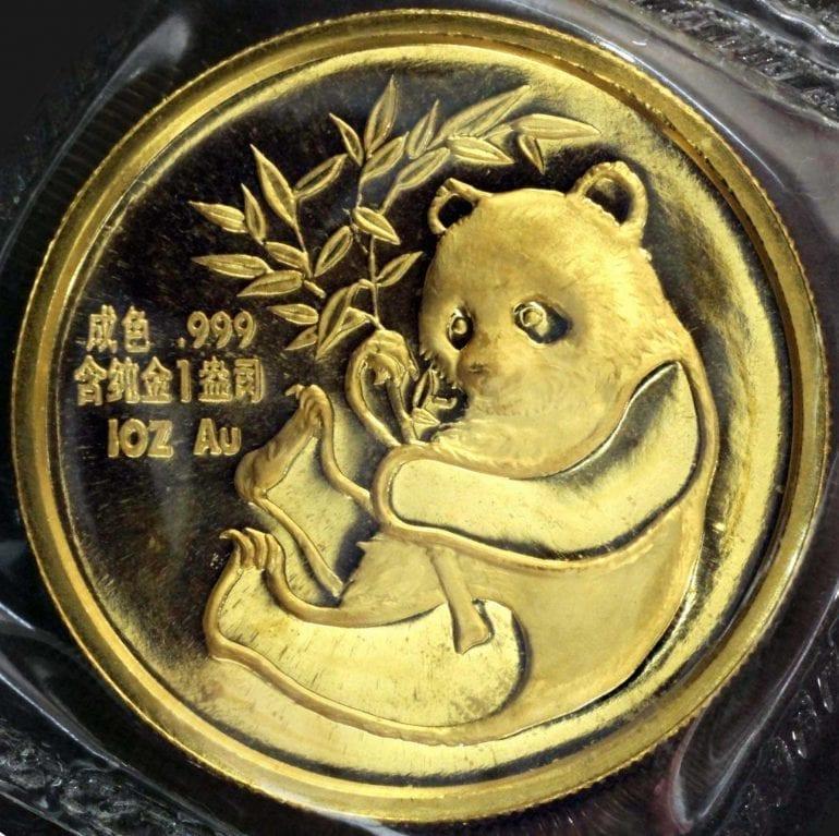 1987 sf1b 770x767 - Chinese Gold Panda, cea mai râvnită monedă de aur
