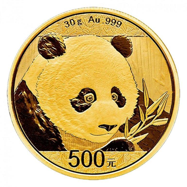 2018 Chinese Gold Panda 30 g 770x770 - Chinese Gold Panda, cea mai râvnită monedă de aur