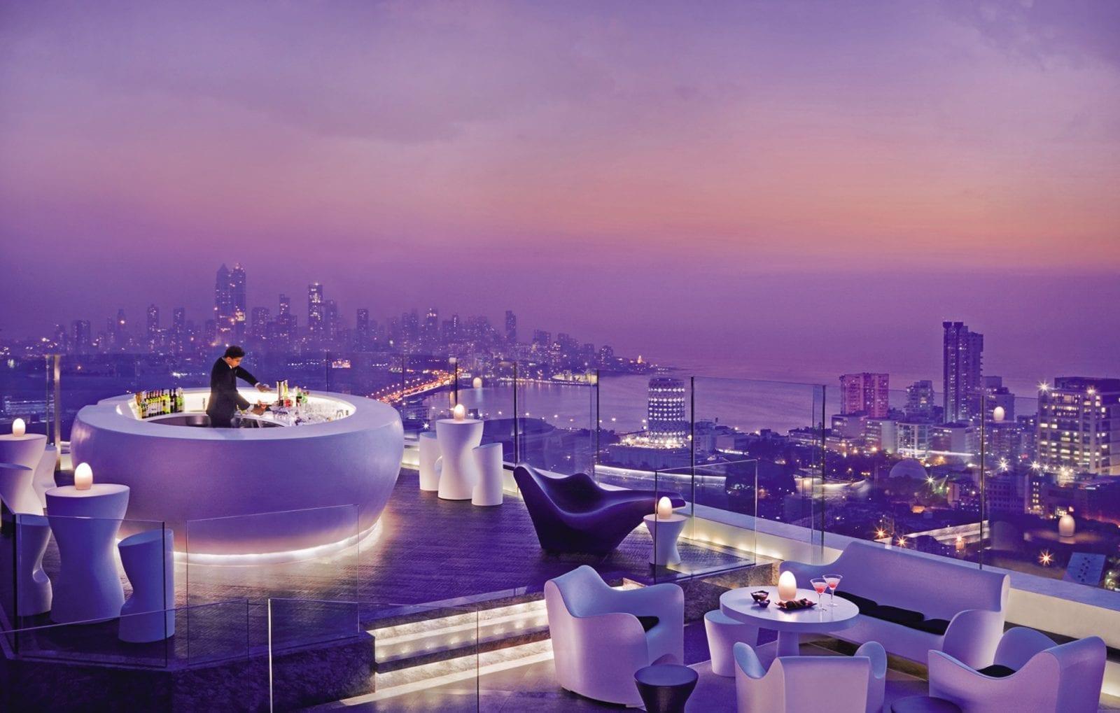 Aer Mumbai - Cele mai spectaculoase rooftop-uri din lume