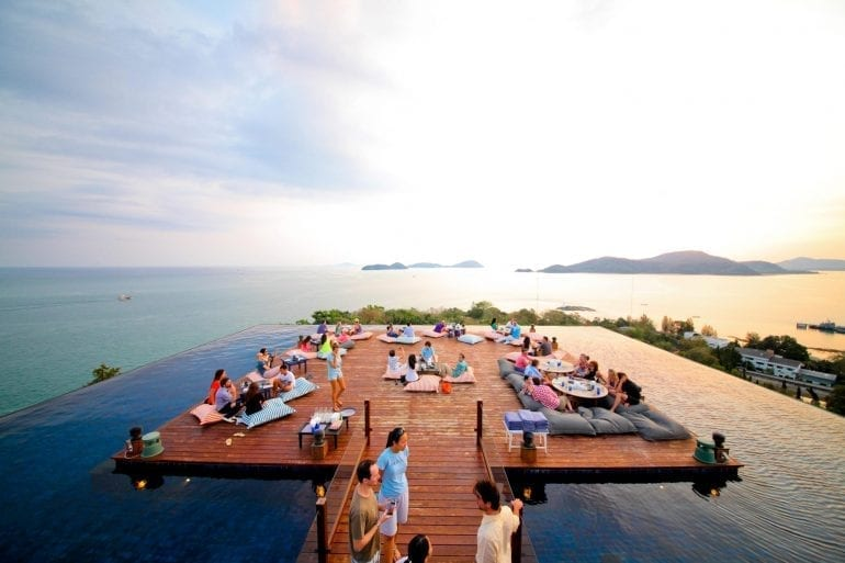 Baba Nest Phuket 770x513 - Cele mai spectaculoase rooftop-uri din lume