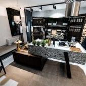 Eveniment Delta Studio weareluxury bucatarie Gamadecor Porcelanosa Kitchens 1 170x170 - În premieră în România,Delta Studio expune cele mai noi colecții de mobilier italian și spaniol, lansate la Salone del Mobile Milano 2018