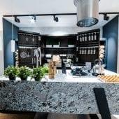 Eveniment Delta Studio weareluxury bucatarie Gamadecor Porcelanosa Kitchens 2 170x170 - În premieră în România,Delta Studio expune cele mai noi colecții de mobilier italian și spaniol, lansate la Salone del Mobile Milano 2018