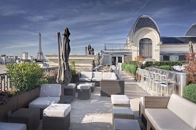 L'Oiseau Blanc The Peninsula Paris 770x514 - Cele mai spectaculoase rooftop-uri din lume