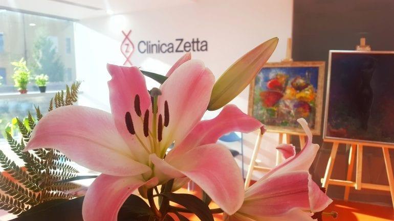 receptie zetta 2 770x433 - Despre Clinica Zetta, Centru de Excelență în Chirurgie Plastică Estetică și Microchirurgie Reconstructivă, cu Andreea Constantin, director general
