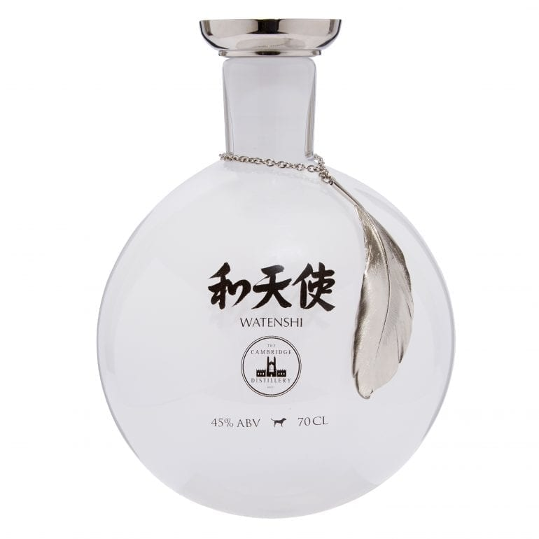 watenshi gin 770x770 - 7 out-of-the-box creations by breweries and distilleries