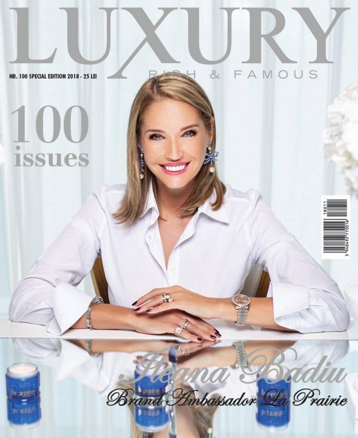 Luxury 100 – Ileana Badiu