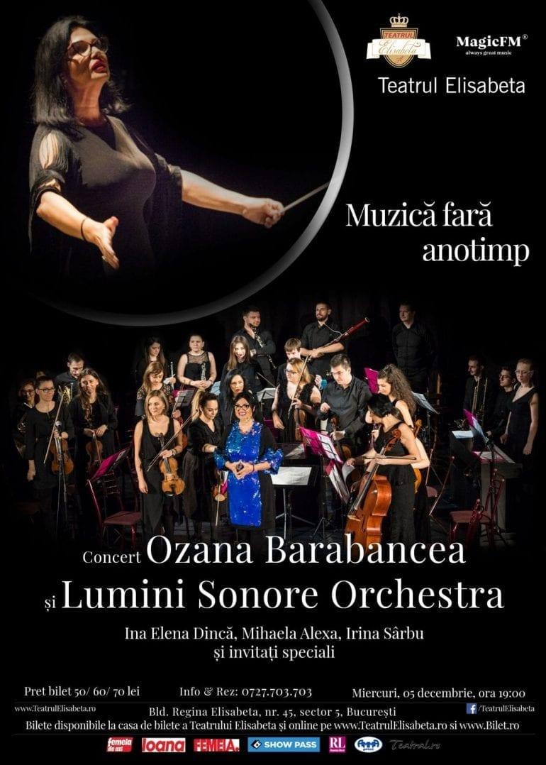 """image20565 770x1078 - Concertul """"Muzică fără Anotimp"""", de Ozana Barabancea și Lumini Sonore Orchestra"""