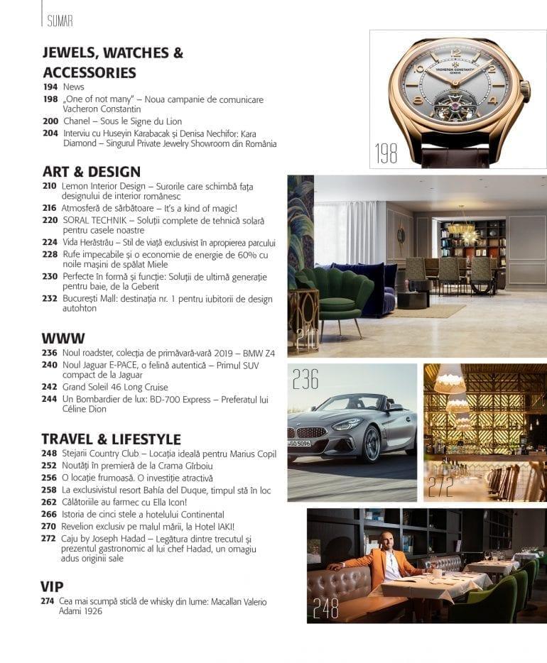 sumar2 770x934 - Luxury 100 - Ileana Badiu