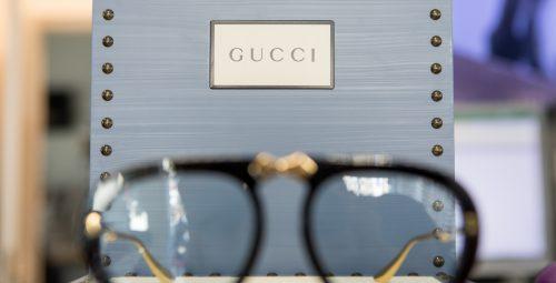 Optica Vedere lansează colecția de ochelari Gucci pentru toamnă/iarnă 2018-2019