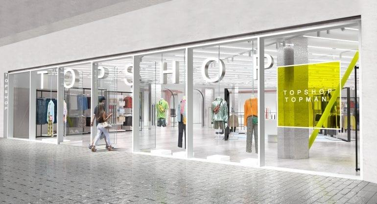 TOPSHOP TOPMAN Bucuresti Mall Vitan 2 770x416 - TOPSHOP TOPMAN anunță lansarea primului magazin din România