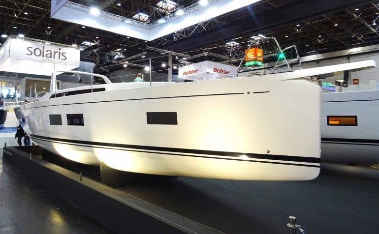 01 Grand Soleil cruiser 46 770x476 - Grand Soleil 46 Long Cruise