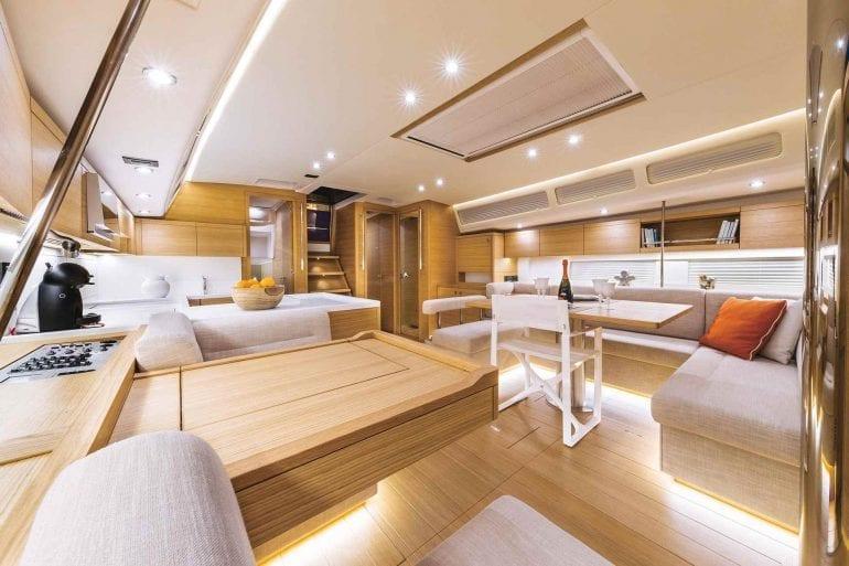 02 770x513 - Grand Soleil 46 Long Cruise