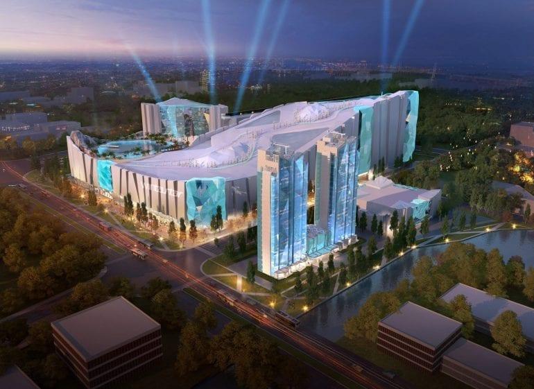 180907173627 wintastar shanghai 1 770x561 - Cea mai mare stațiune de schi indoor din lume