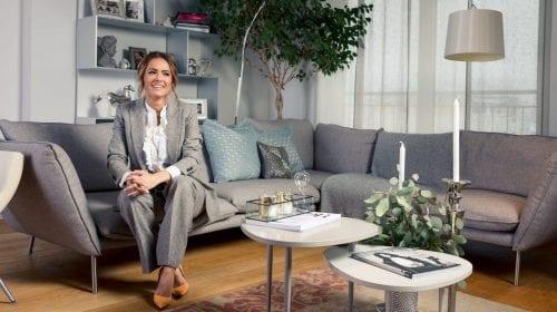 Nina Maurer, despre puterea inovației în designul interior