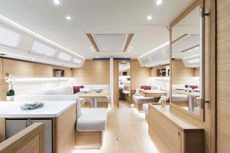 4 770x513 - Grand Soleil 46 Long Cruise