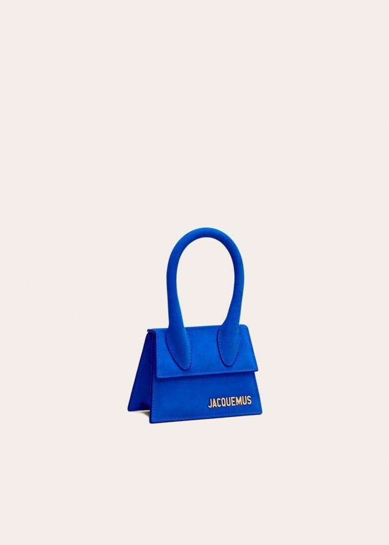 CHIQUITO BLUE SUEDE 02 770x1078 - Le Chiquito, noua colecție de genți miniaturale de la Jacquemus