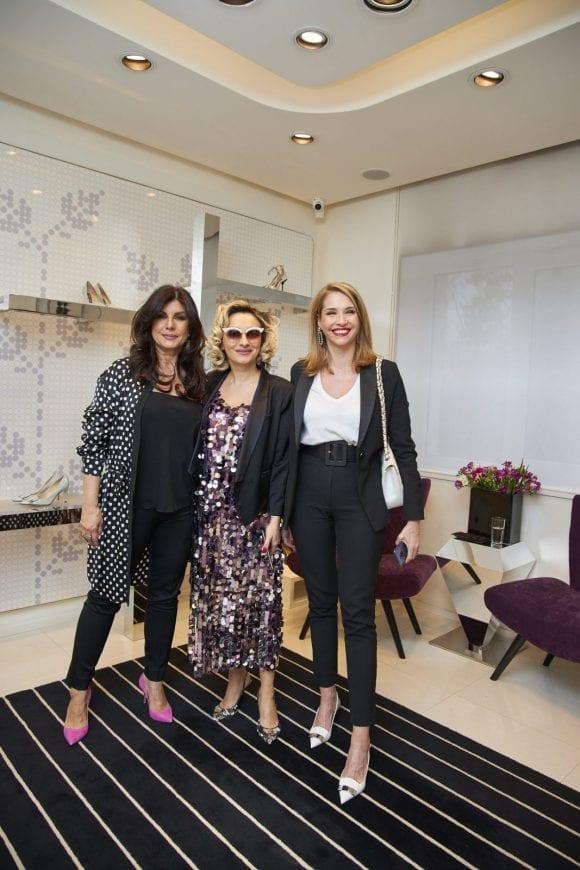 Distinto Couture a lansat colecția Sergio Rossi primăvară-vară 2019