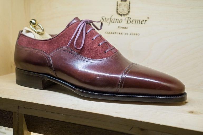 DSC03700 770x513 - Stefano Bemer – Arta pantofilor bespoke la Florența
