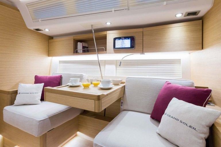 Grand Soleil Long Cruise 46 California Yacht Imports interior lc469 770x513 - Grand Soleil 46 Long Cruise