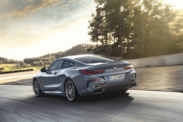 P90306621 highRes the all new bmw 8 se 770x514 - Noul roadster, colecția de primăvară-vară 2019 – BMW Z4